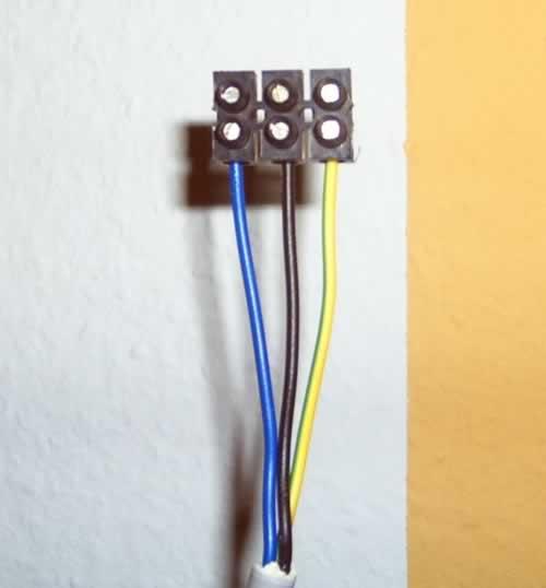 leuchten und lampen anschlu von leuchten. Black Bedroom Furniture Sets. Home Design Ideas