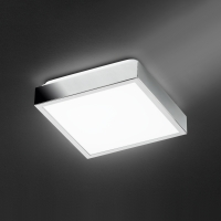 Deckenlampe chrom LED