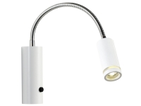 Wand Lampe Metall Farbe Weiss