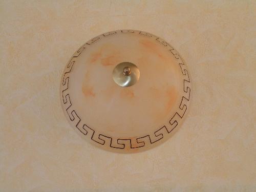 Deckenleuchte Mediterran Decken Lampe