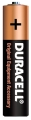 Batterie DURACELL AAA LR03 Micro 1,5V